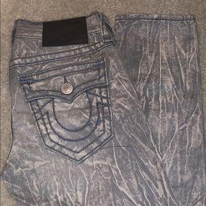 Like New True Religion Men's Jeans - Geno